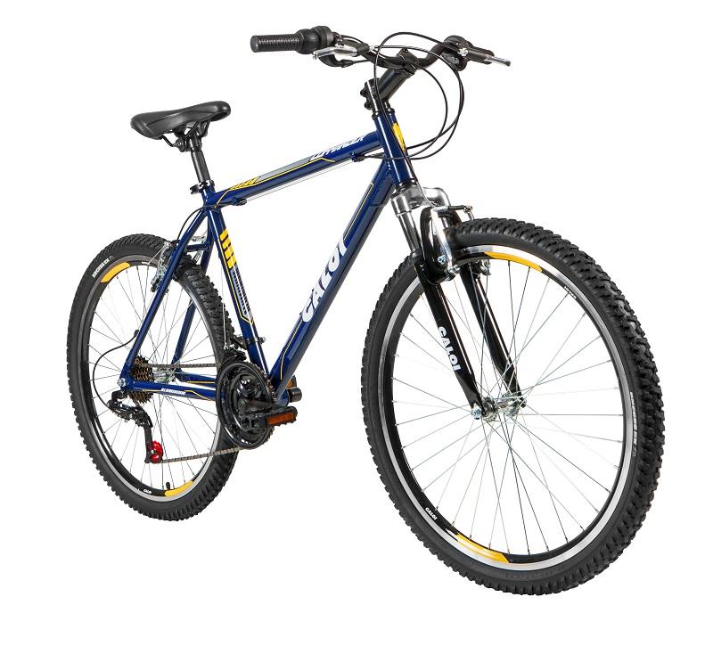 Bicicleta Caloi Commander Aro 26 21V - Azul