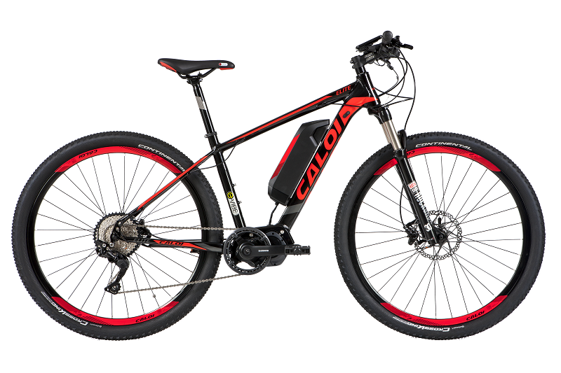 Bicicleta Elétrica Caloi E-vibe MTB MY20 Aro 29 10V - 2020
