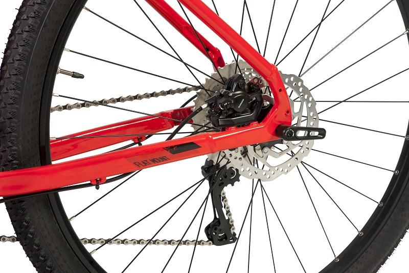 Bicicleta Caloi Explorer Expert Aro 29 20V - 2021 - Vermelho