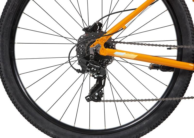 Bicicleta Caloi Explorer Sport Aro 29 24V - Amarela