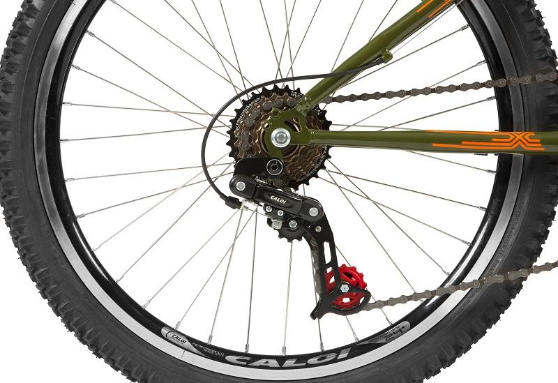 Bicicleta Caloi Max Front Aro 24 21V - Verde