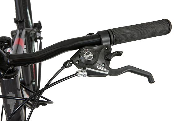 Bicicleta Caloi Supra Aro 29 21V - Cinza