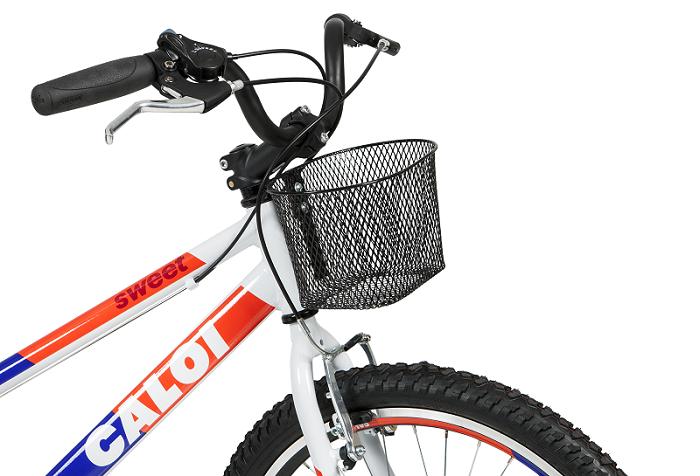 Bicicleta Caloi Sweet Aro 24 21V