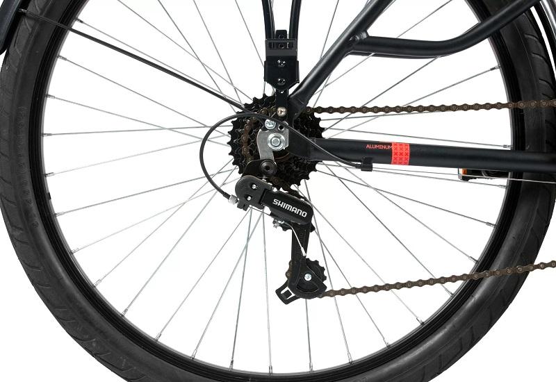 Bicicleta Caloi Urbam Aro 700 21V - 2021 - Preto