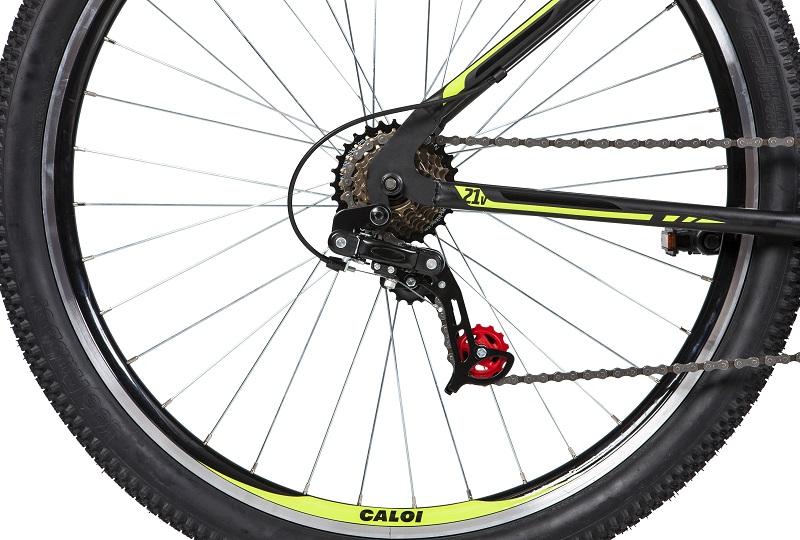 Bicicleta Caloi Velox Aro 29 21V - Preto