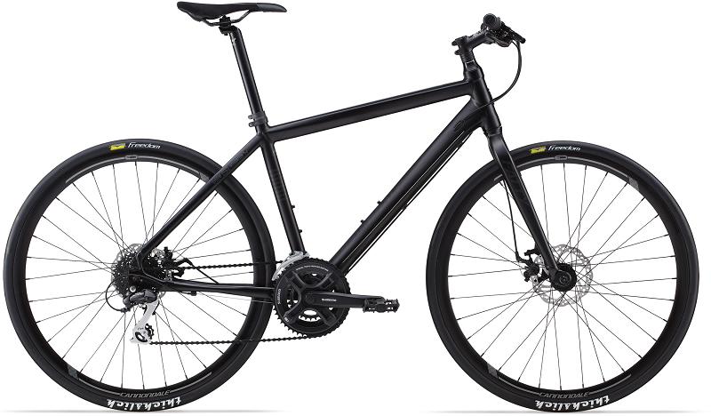 Bicicleta Cannondale Badboy 9 Aro 700 24V