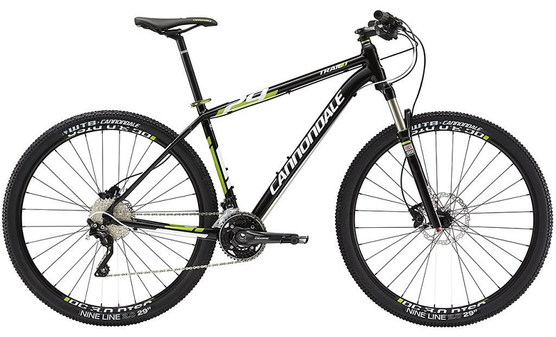 Bicicleta Cannondale Trail 1 Aro 29 30V