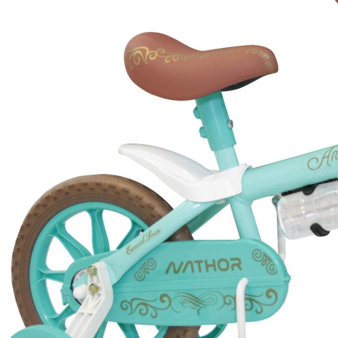 Bicicleta Nathor Antonella Baby Aro 12