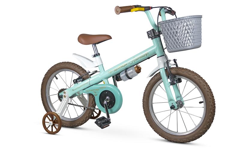 Bicicleta Nathor Antonella Girl Aro 16