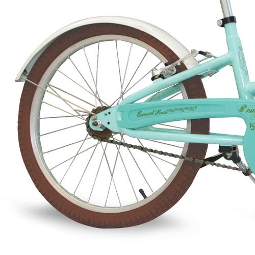 Bicicleta Nathor Antonella Teen Aro 20