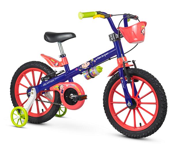 Bicicleta Nathor Show da Luna Aro 16