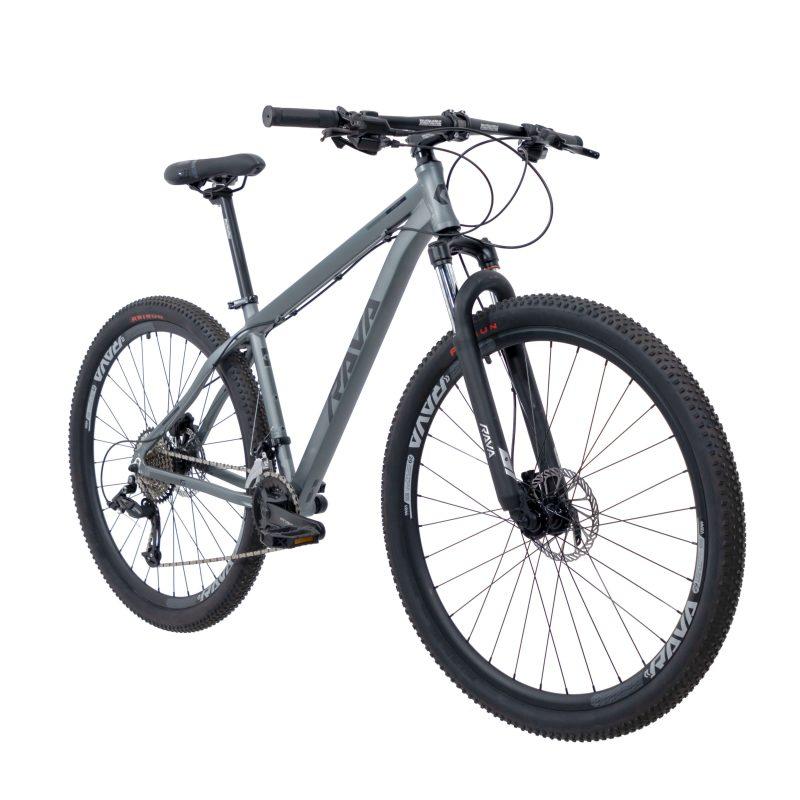 Bicicleta Rava Pressure Aro 29 20V - Cinza