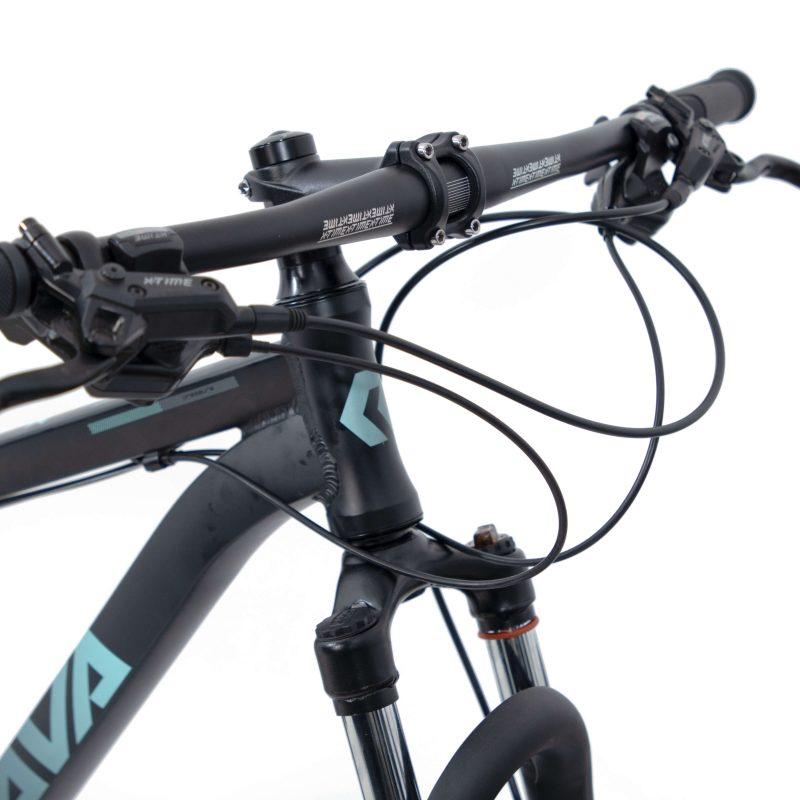 Bicicleta Rava Pressure Aro 29 20V - Preta e Azul
