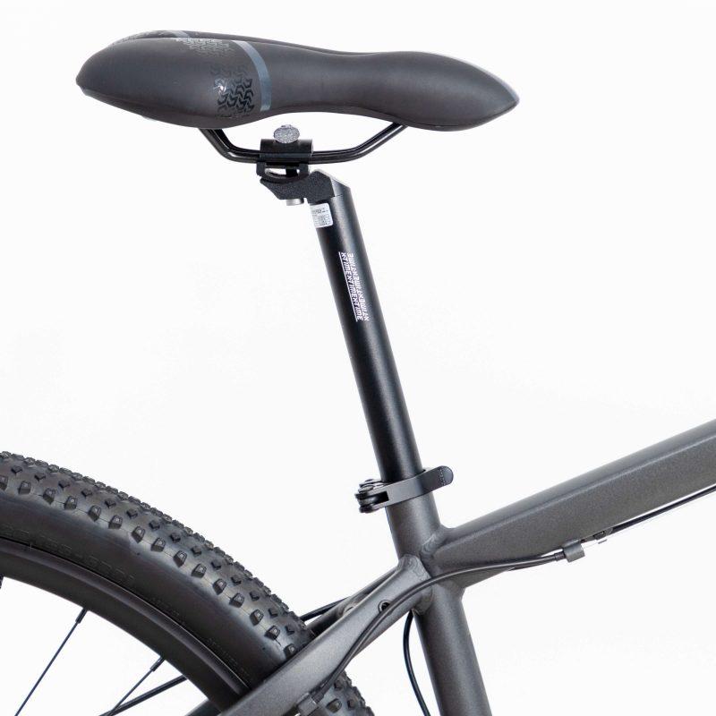Bicicleta Rava Pressure Aro 29 21V - Cinza