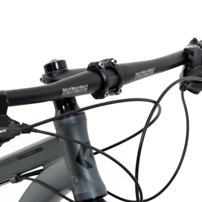 Bicicleta Rava Pressure Aro 29 24V - Cinza