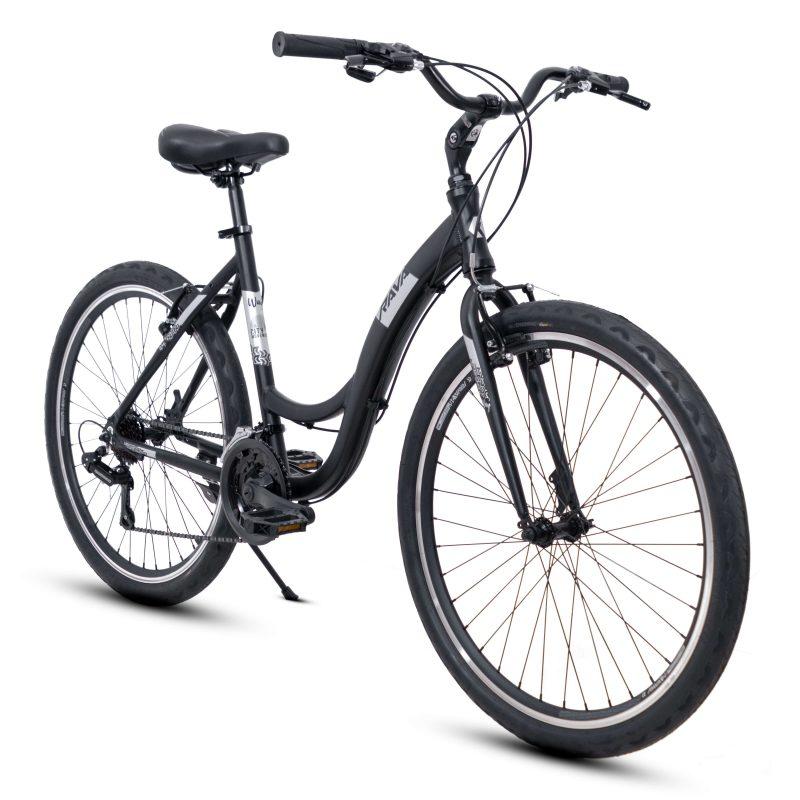 Bicicleta Rava Way Aro 26 21V - Preto