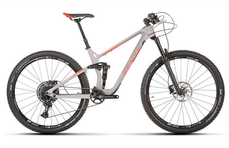 Bicicleta Sense Carbon Exalt Comp Aro 29 12V 2020