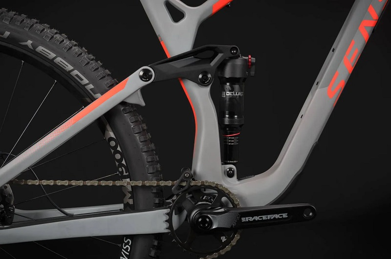 Bicicleta Sense Carbon Exalt Comp Aro 29 12V