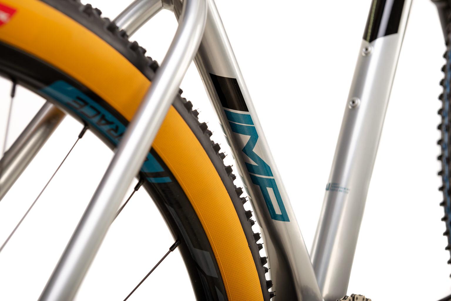 Bicicleta Sense Impact Race Aro 29 12V - 2021/22 - Prata e Azul