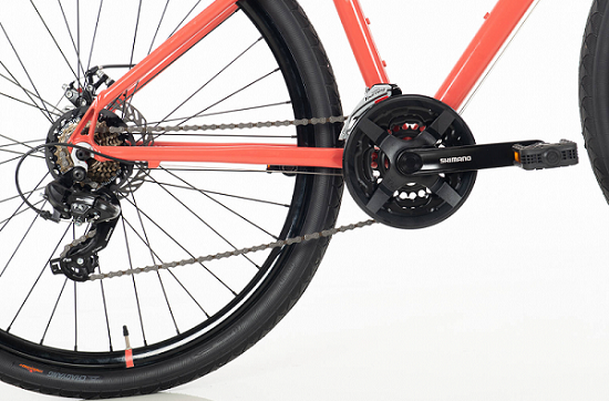 Bicicleta Sense Move Aro 700 21V