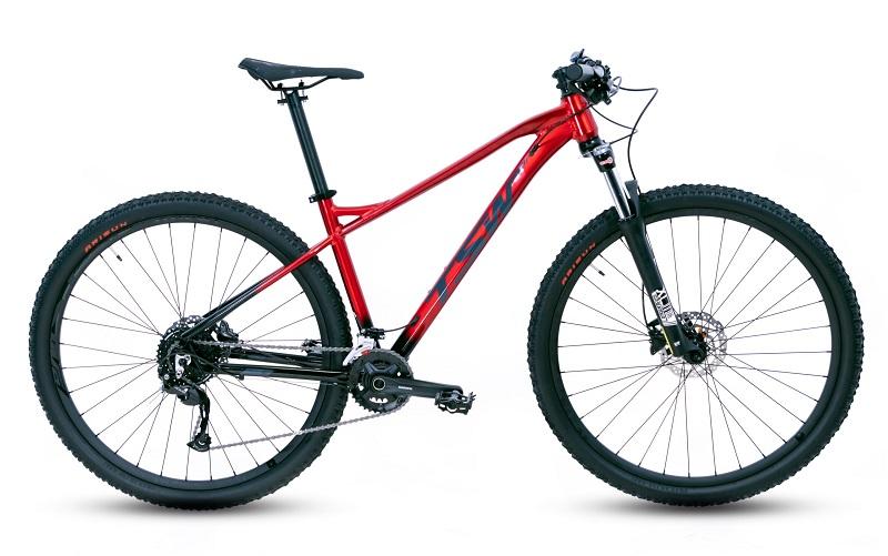 Bicicleta TSW Stamina Aro 29 18V - Vermelho
