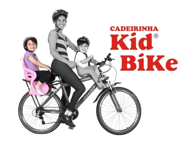 Cadeirinha Infantil Kalf Kid Bike Traseira