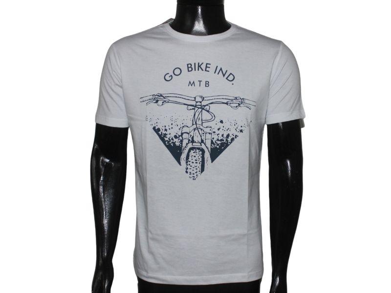Camiseta Mav Go Bike