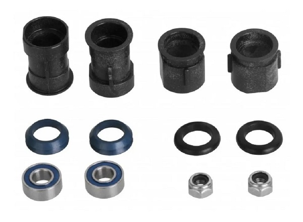 Kit Reparo para Pedal Crankbrothers Double Shot 2 e 3