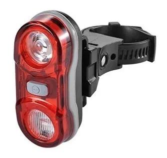 Lanterna Traseira Epic Line EPL-596Y Vega 2 Leds Vermelhos