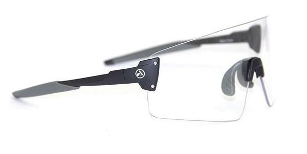 Óculos Absolute Prime Ex Lentes Transparentes - Preto