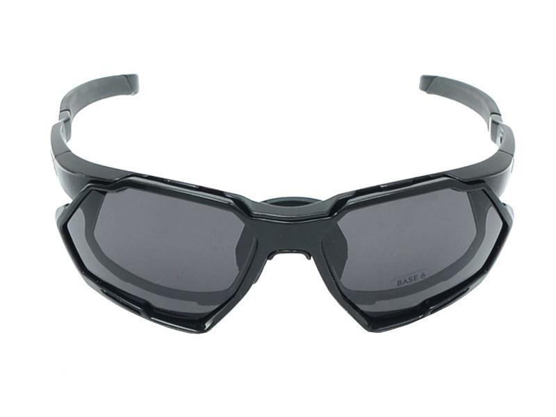 Óculos HB Rush - Preto e Cinza