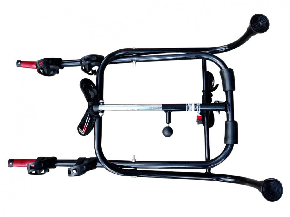 Transbike Altmayer AL10 para 2 bicicletas - Modelo de porta malas