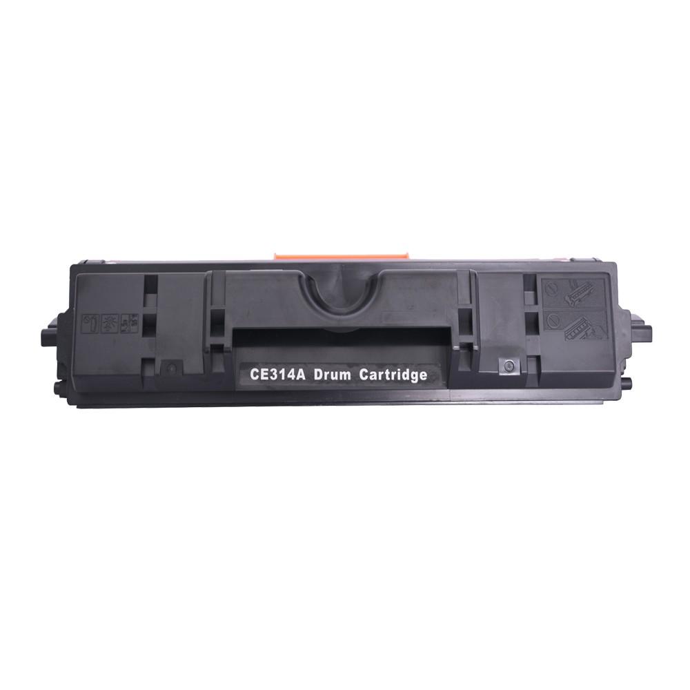 Cilindro Compatível CE314A 126A CP1020 CP1025 M176N M177FW M175 Colorido 14 mil páginas