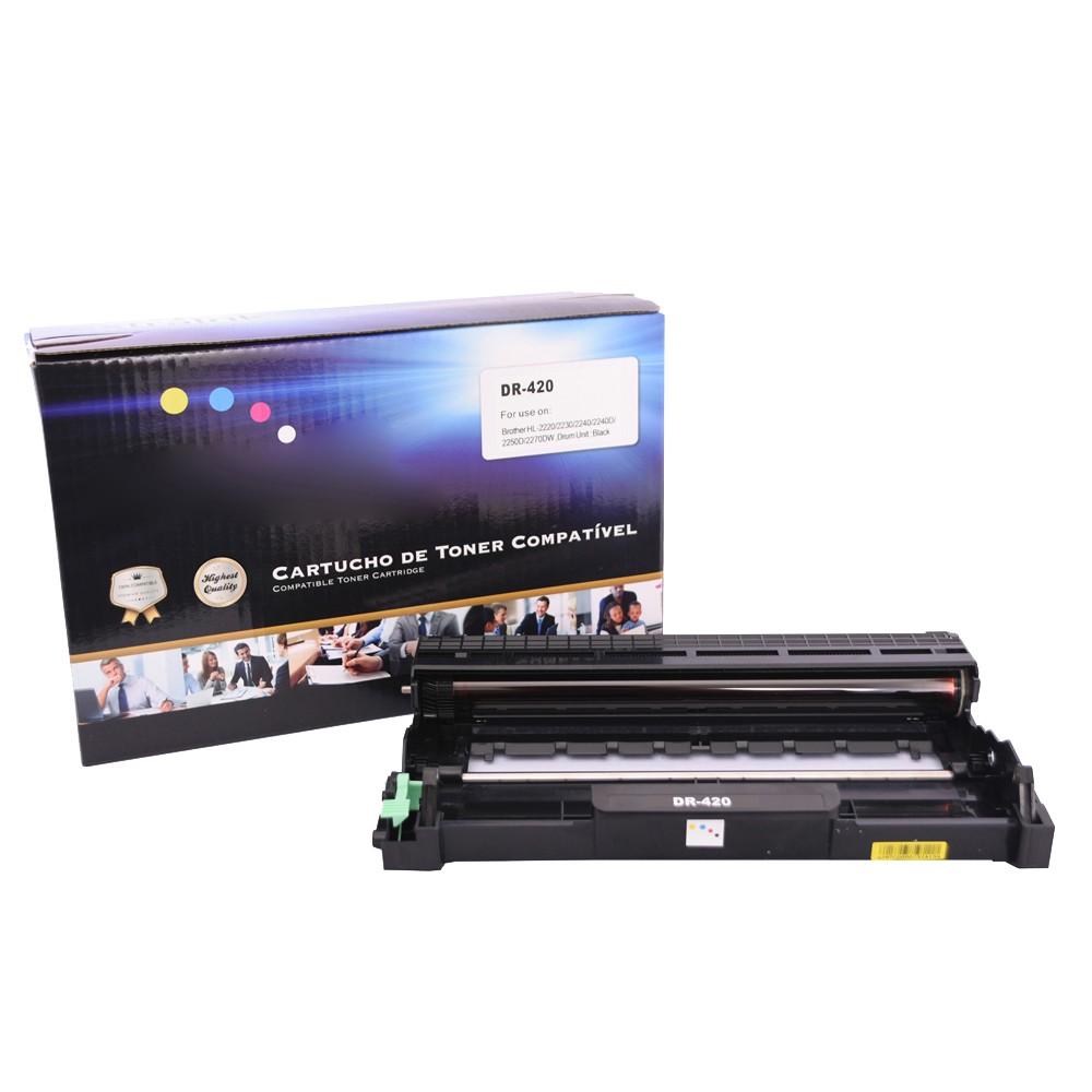 Cilindro Compatível DR420 DR450 7060 2240D Preto 12 mil páginas