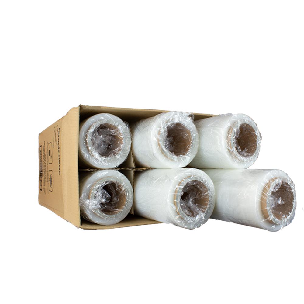 Bobina Filme Stretch Extraink com tubete 500 x 025 caixa com 6 unidades