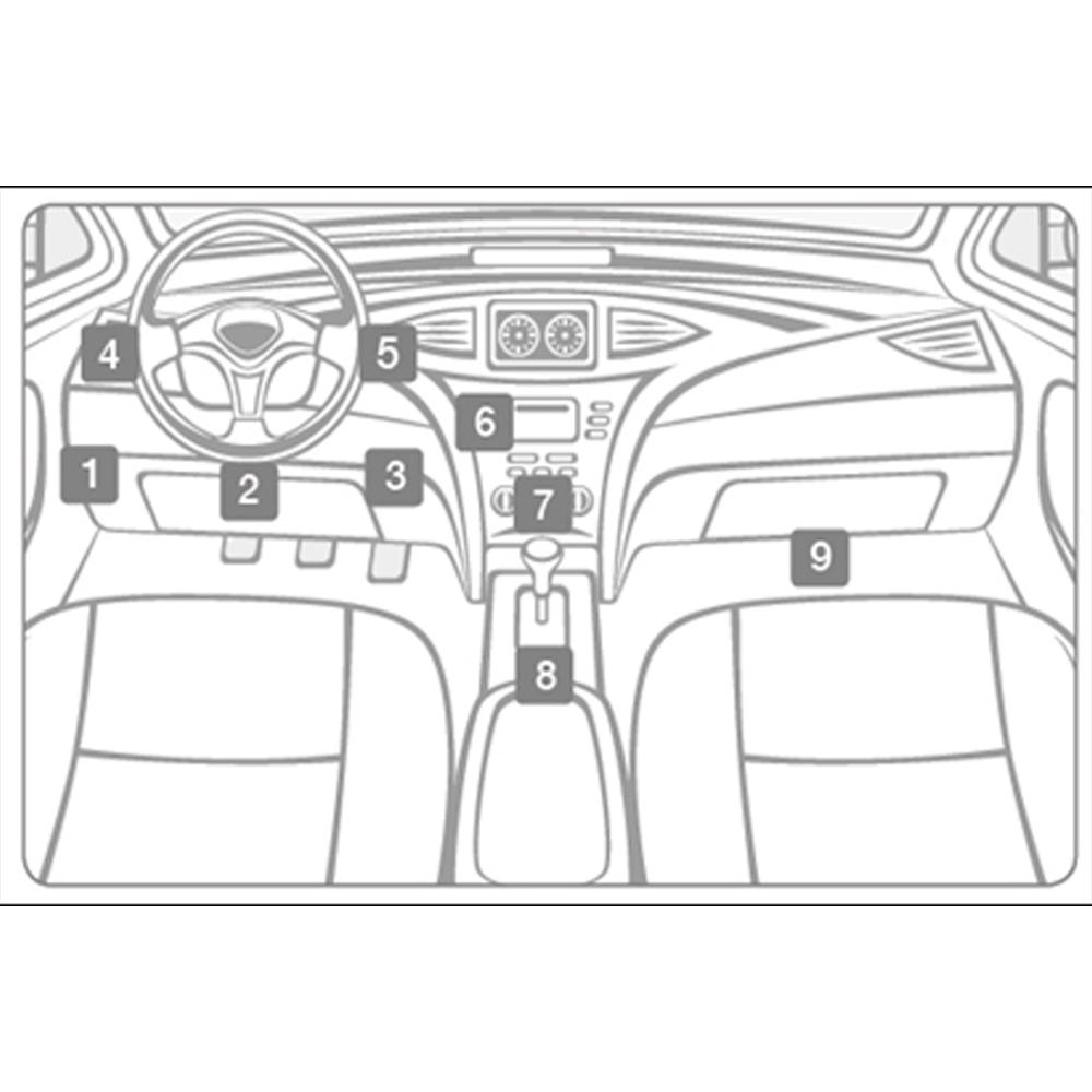 Scanner Vagcom Obd2 Automotivo USB VAG KKL VW Audi Seat Skoda