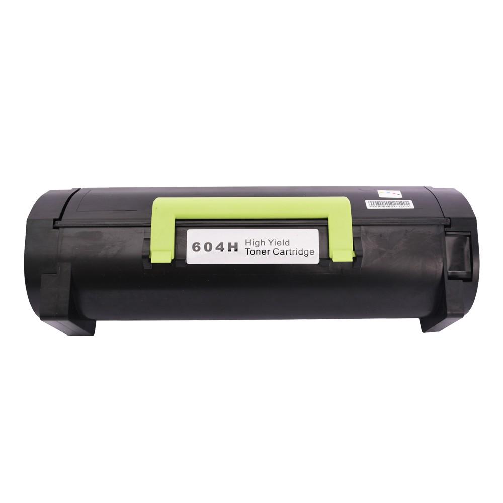 Toner Compatível 604H 604BH 60F4H00 Preto 10 mil páginas