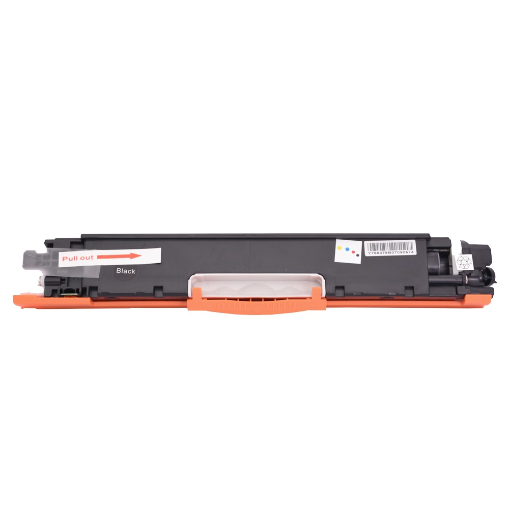 Toner Compatível CE310A CF350A Preto 1,3 mil páginas