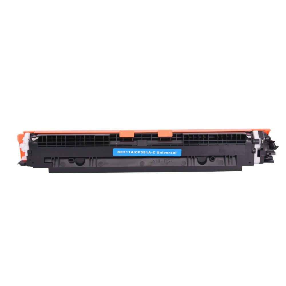 Toner Compatível CE311A CF351A CP1025 Ciano 1 mil páginas