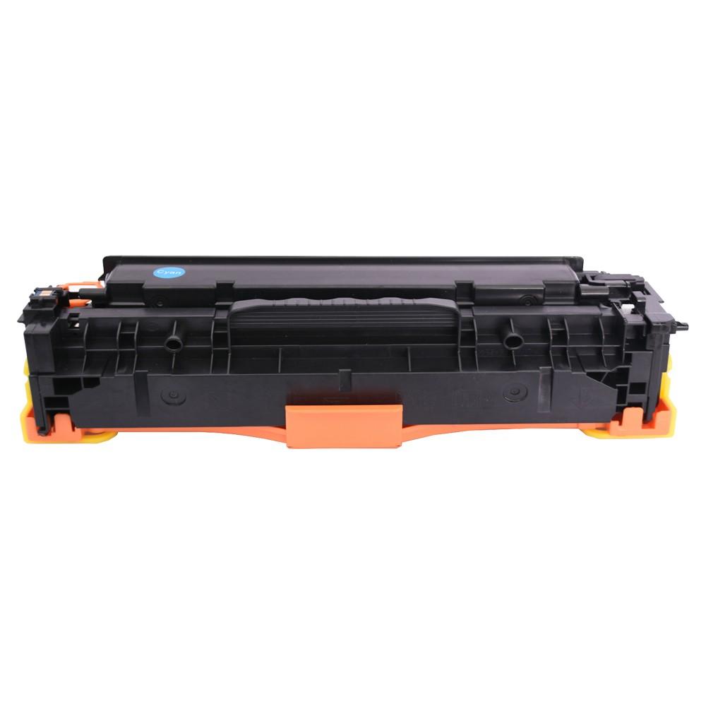 Toner Compatível CF381A CC531A Ciano 2,8 mil páginas