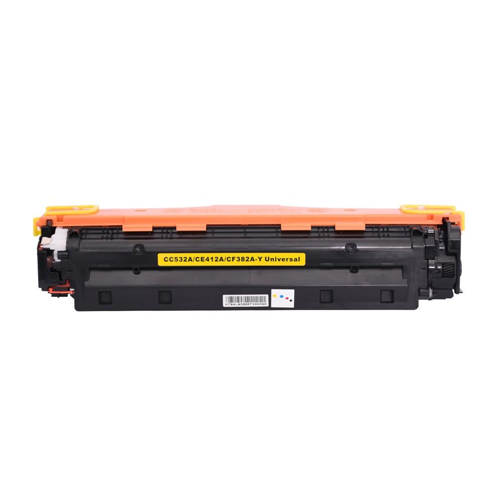 Toner Compatível CE412A CC532A CF382A CM2320 M475DN Amarelo 2,8 mil páginas