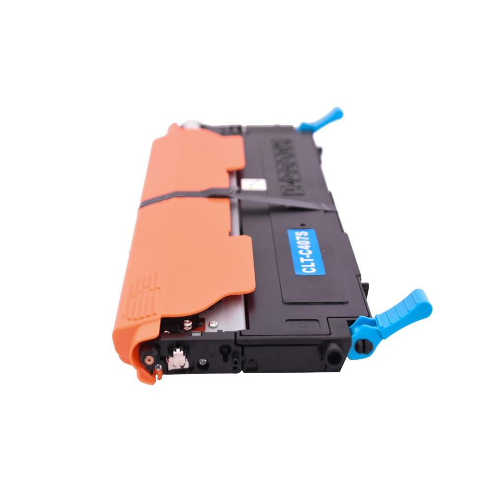 Toner Compatível C407S 320N 3186 Ciano 1 mil páginas
