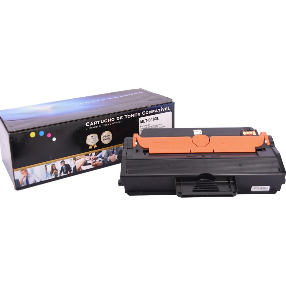 Toner Compatível D103L ML2950 4701ND Preto 2,5 mil páginas