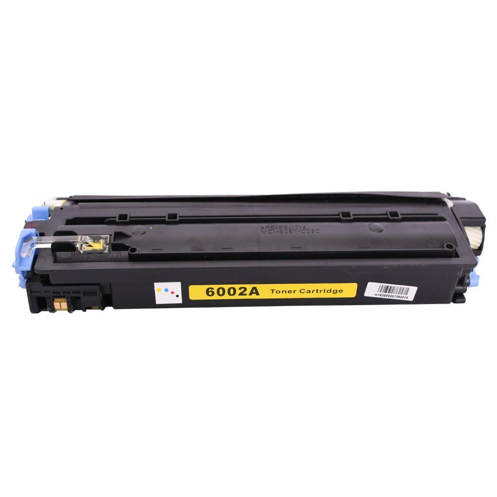 Toner Q6002A Compatível 2600 CM1015 Amarelo 2 mil páginas