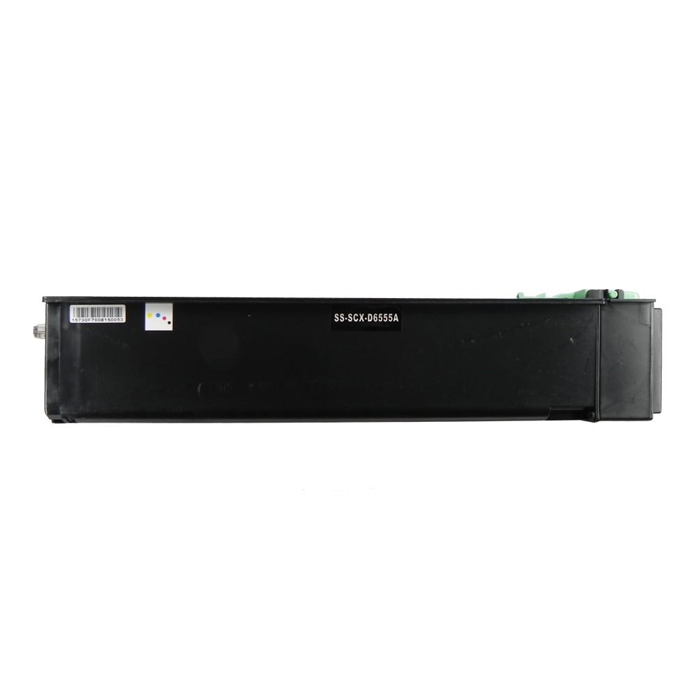 Toner D6555A Compatível SCX6545 SCX6555 Preto 25 mil páginas