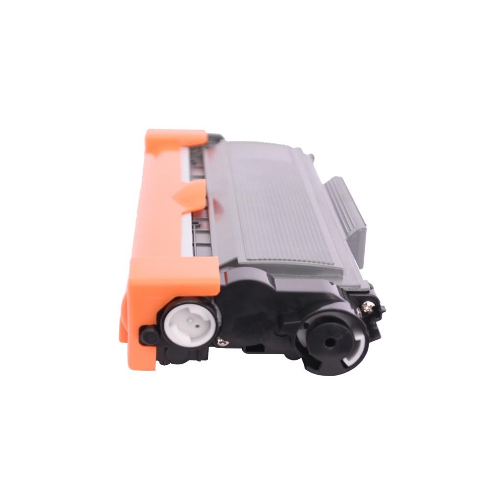 Toner Compatível TN2370 TN660 TN2340 TN630 Preto 2,6 mil páginas