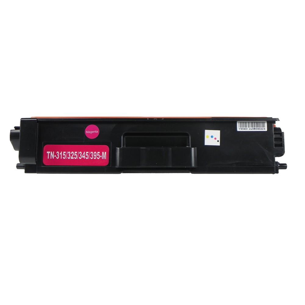 Toner Compatível TN315M TN325 TN345 HL-4150CDN MFC-9460CDN Magenta 3,5 mil páginas