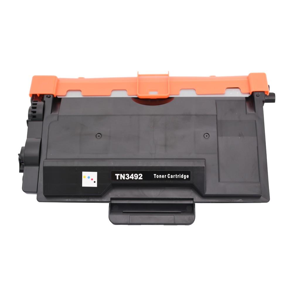 Toner Compatível TN3492 HL-L5000D HL-L5100DN Preto 20 mil páginas