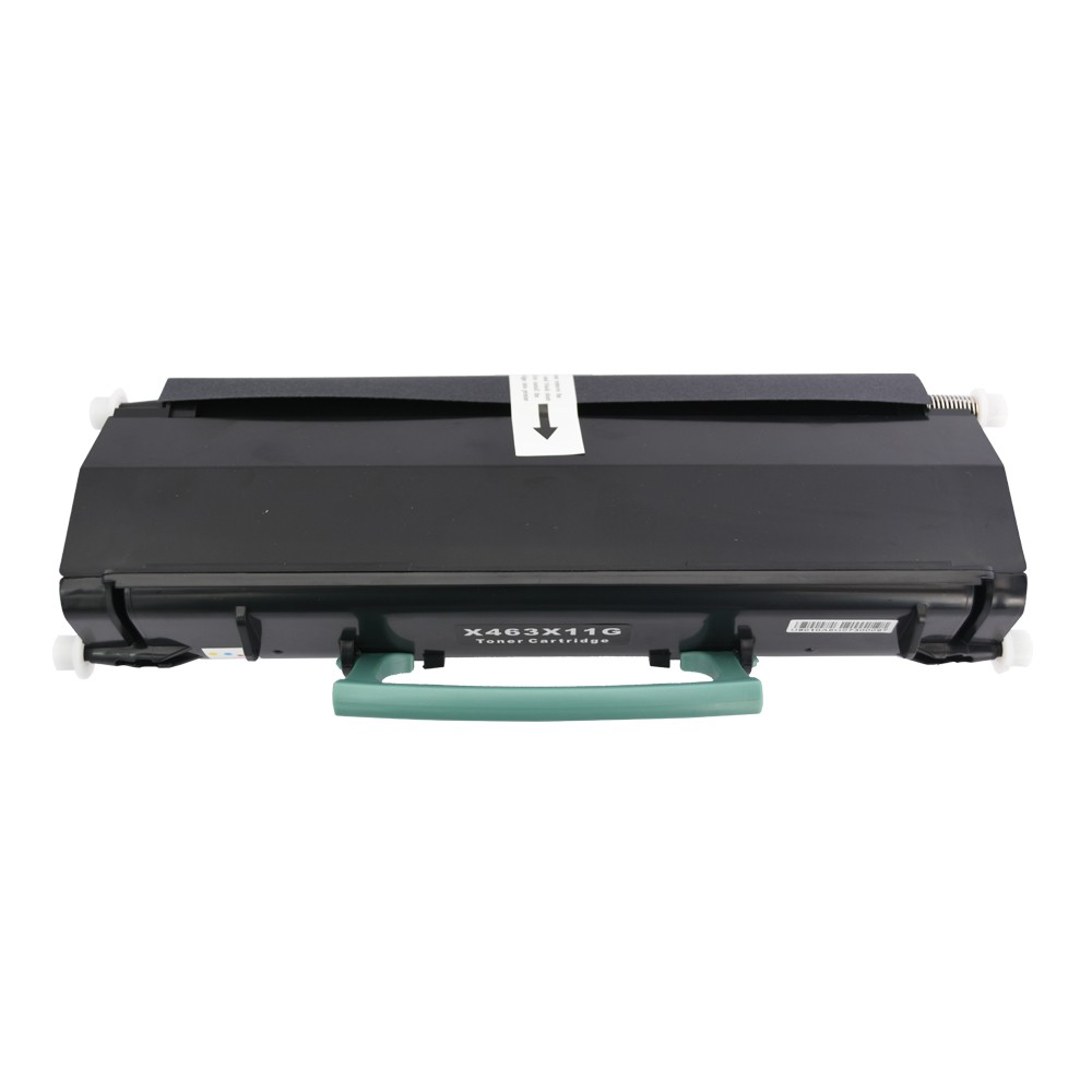 Toner Compatível X463X11 Preto 15 mil páginas