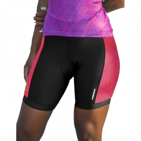 Bermuda Elite Bike Ciclismo Mtb Feminina Preto 119831